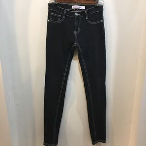 Lucy in the Sky Dark Wash Jeggings